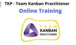 TKP- Team Kanban Practitioner Online Workshop