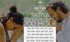 Yoga Teacher Training in Rishikesh, India - RYS 200, 300, 500