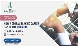 HOW A GLOBAL BANKING CAREER CAN BE LIFE-CHANGING!