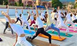 300 Hour Yoga Teacher Training Course in Rishikesh, India Om Shanti Om Yoga