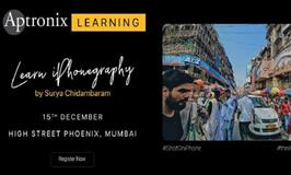 Free iPhonegraphy Workshop by Mr. Surya Chidambaram