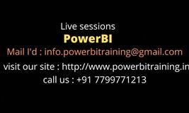power BI Live Webinar In India