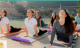 31 Days 300 Hours Iyengar Yoga Alliance Certified Teacher Training Rishikesh, India
