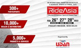 RideAsia 2022 (A Tour To Asia Wheels)