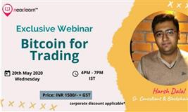 Exclusive webinar on Bitcoin for Trading