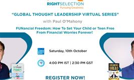 How To Set Your Child or Teen Free From Financial Worries Forever!