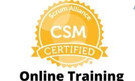 CSM - Certified Scrum Master Online Training & Certification