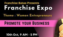 Franchise Expo in Delhi for women