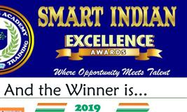 SMART INDIAN NATIONAL AWARDS-2019 by Score More Foundation