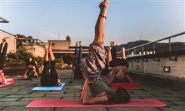 Yoga Teacher Training in Rishikesh By Hatha Yoga School