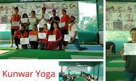 100 Hour Yoga Teacher Training in Rishikesh, september 2019