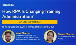 How RPA Is Changing Training Administration?