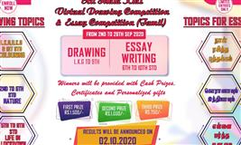 All India Virtual Drawing Competition