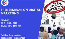 Free Seminar - Digital Marketing