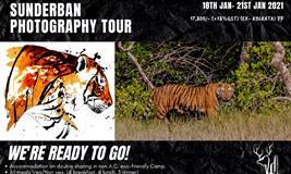 Sunderban Wildlife Photography Tour 2021
