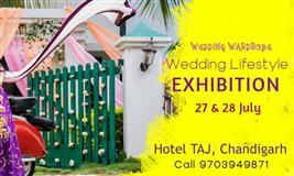 The Wedding Wardrobe Wedding And Lifestyle Exhibition at Chandigarh - BookMystall