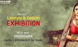 KARM - Fashion & Lifestyle Exhibition at Vadodara - BookMyStall