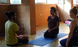 Advanced 300 Hour Yoga Teacher Training Scholarship in Rishikesh