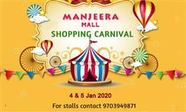 Winter Exhibition Sale at Manjeera Mall, Hyderabad - BookMyStall