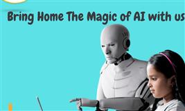 Summer coding Camp - 7+ Artificial Intelligence