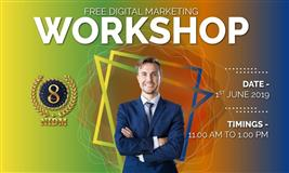 Free Digital Marketing Workshop In Bangalore