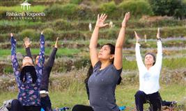 One Week - 7 Day Yoga Retreats in rishikesh,India - 2019