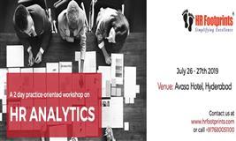 A Practical Oriented Workshop On HR Analytics Workshop 2019