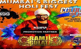 Colour Splash - Mumbai's Biggest Holi Festival 2020