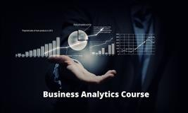 Business Analytics Course 1