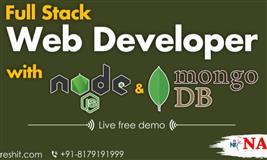 Full Stack Web Development Online Training