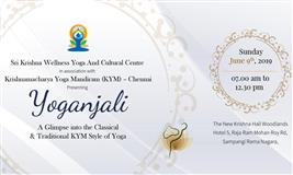 YOGANJALI - A Unique Half Day Workshop