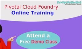 Cloud Foundry Training video tutorial free demo