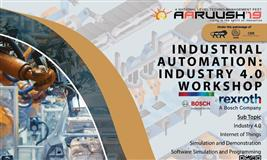 Industrial Automation : Industry 4.0 workshop