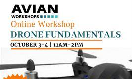 Online Workshop for Drone Fundamentals