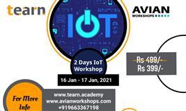 2 Days Workshop On IoT