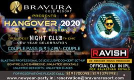 Grandest New Year Celebration (Hangover - 2020)