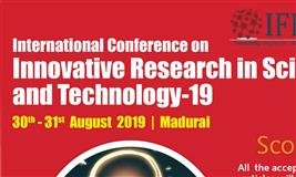 International conference on Innovative Research in Science and Technology