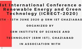 1st International Conference on Renewable Energy and Green Technology (ICREGT–2020)