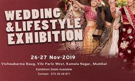 Wedding And Lifestyle Exhibition at Mumbai - BookMyStall