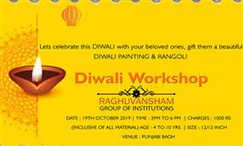 Diwali Workshop 2019