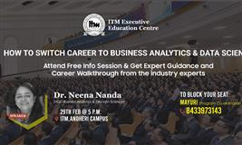 ITM? ?EEC? ?Presenting? ?Free? ?Infosession? ? on? ?New? ?Age? ?Programs?