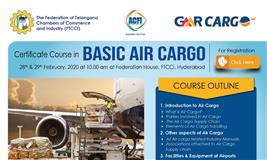 "Certificate Course in ""Basic Air Cargo"""