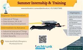 Summer Internship and Training Program