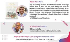 """Meet the Author - """"A Wall Street View of Rural India"""""""