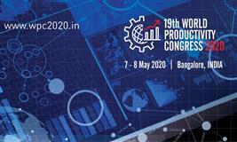 World Productivity Congress - 2020