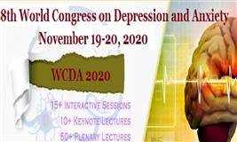 8th World Congress on Depression and Anxiety