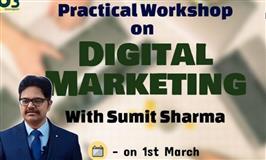 Practical Workshop On Digital Marketing