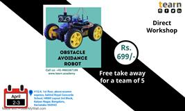 Workshop on Obstacle Avoidance Robot
