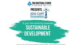 SBI Mutual funds presents SDG Innovation Competition