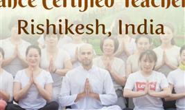 Yoga Teacher Training in India for beginners